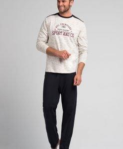 Pijama barbateasca Sport Champions - Lenjerie pentru barbati - Pijamale