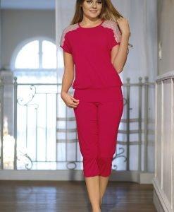 Pijama dama Gracie Ruby - Lenjerie pentru femei - Pijamale dama