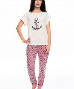 Pijama dama Marina - Lenjerie pentru femei - Pijamale dama