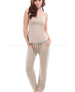 Pijama dama Yasmine - Lenjerie pentru femei - Pijamale dama