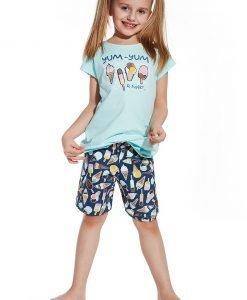 Pijama fetite Ice Cream - Lenjerie pentru femei - Pijamale si capoate pentru copii