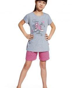 Pijama fetite Shoes - Lenjerie pentru femei - Pijamale si capoate pentru copii