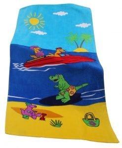 Prosop plaja copii Holidays - Costume de baie - Accesorii de baie