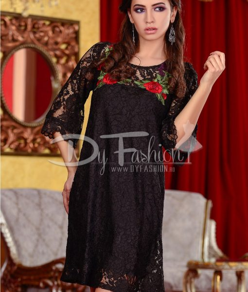 Rochie Black Rose Instead – ROCHII – Rochii Office