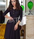 Rochie Come Up Black - ROCHII - Rochii Office