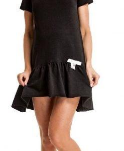 Rochie Lollipop negru - Produse > Haine pentru gravide > Rochii -