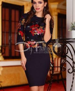 Rochie Timeless Youth Flowers - ROCHII - Rochii Office