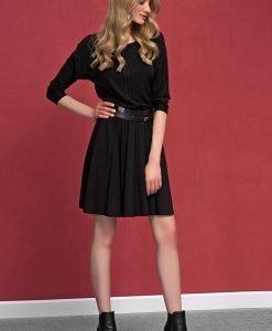 Rochie dama Altea Black material tricot - Haine si accesorii - Rochii si fuste