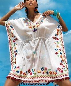 Rochie de plaja Sara din colectia Vacanze - Costume de baie - Accesorii de baie