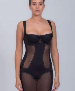 Rochie modelatoare Rosabell - Lenjerie pentru femei - Efect modelator in zona abdomenului