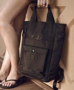 Rucsac Carry Handle negru Urban Classics - Ghiozdane - Urban Classics>Accesorii>Ghiozdane