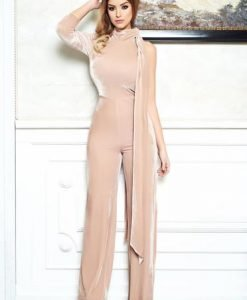 Salopeta Ana Radu Elegant Look Cream - Salopete -