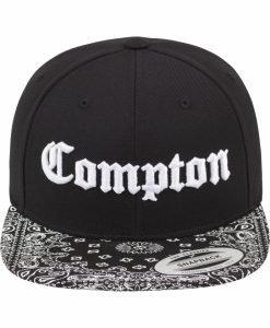 Sapca Compton Bandana - Sepci cu trupe - Mister Tee>Trupe>Sepci cu trupe