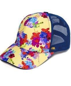 Sapca dama Flowers din colectia Phax - Costume de baie - Accesorii de baie
