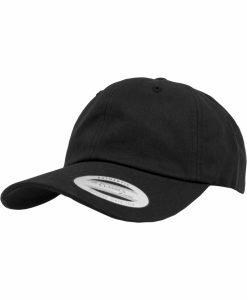 Sepci Low Profile Cotton Twill negru Flexfit - Flexfit - Flexfit