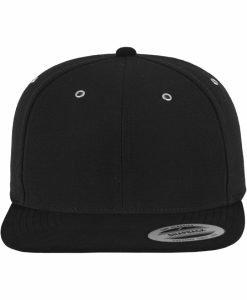 Sepci hip hop Snapback Boots Suede negru-negru Flexfit - Sepci snapback - Flexfit>Sepci snapback