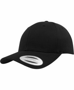 Sepci rap Classic Snapback Curved negru Flexfit - Sepci snapback - Flexfit>Sepci snapback