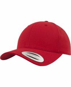 Sepci rap Classic Snapback Curved rosu Flexfit - Sepci snapback - Flexfit>Sepci snapback