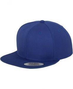Sepci rap Classic Snapback albastru roial Flexfit - Sepci snapback - Flexfit>Sepci snapback