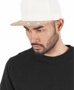 Sepci rap Cork Snapback natural Flexfit - Sepci snapback - Flexfit>Sepci snapback