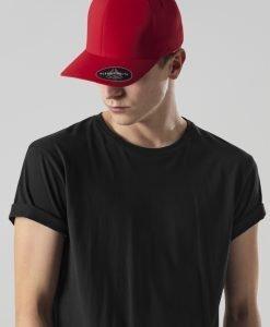 Sepci rap Flexfit Delta rosu - Sepci DELTA - Flexfit>Sepci DELTA