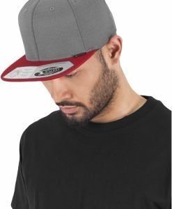 Sepci rap Heringbone 110 Snapback gri Flexfit - Sepci 110 - Flexfit>Sepci 110