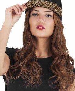 Sepci rap Snapback Animal negru-leopard Flexfit - Sepci snapback - Flexfit>Sepci snapback
