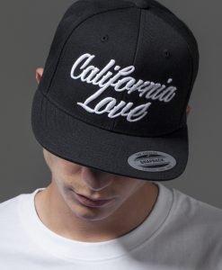 Sepci rap Snapback California Love negru Mister Tee - Sepci cu mesaje - Mister Tee>Regular>Sepci cu mesaje