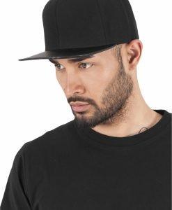 Sepci rap Snapback Carbon negru-gri carbon Flexfit - Sepci snapback - Flexfit>Sepci snapback