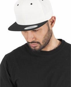 Sepci rap Snapback Classic 2-Tone natural-negru Flexfit - Sepci snapback - Flexfit>Sepci snapback