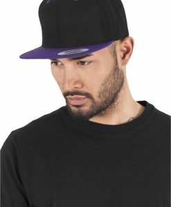 Sepci rap Snapback Classic 2-Tone negru-mov Flexfit - Sepci snapback - Flexfit>Sepci snapback