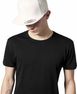 Sepci rap Snapback Melton Wool alb Flexfit - Sepci snapback - Flexfit>Sepci snapback