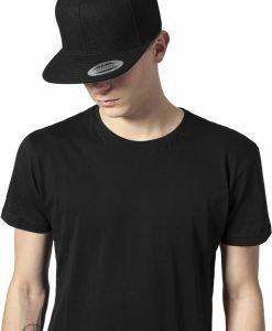 Sepci rap Snapback Melton Wool negru Flexfit - Sepci snapback - Flexfit>Sepci snapback