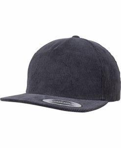 Sepci rap Snapback Premium Corduroy bleumarin Flexfit - Flexfit - Flexfit