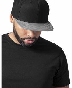 Sepci rap snapback Reflective Visor negru-gri deschis Flexfit - Sepci snapback - Flexfit>Sepci snapback