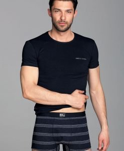Set barbatesc Alex2 - tricou boxeri - Lenjerie pentru barbati - Tricouri maiouri