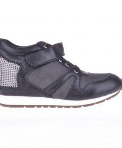 Sneakers dama Deedee negru - Back to highschool - Back to highschool