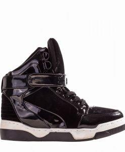 Sneakers dama Mirabel negru - Promotii - Black Friday