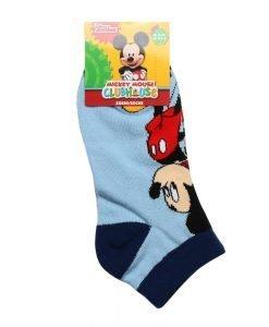 Sosete copii Mickey Mouse bleu cu albastru - Aксесоари - Aксесоари Детски