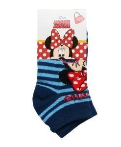 Sosete copii Minnie Mouse bleu cu dungi albastre - Aксесоари - Aксесоари Детски