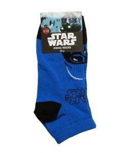 Sosete copii Star Wars albastre cu negru - Aксесоари - Aксесоари Детски