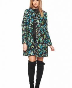 Trench StarShinerS Confident Black - Trenciuri -