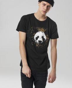 Tricou Desiigner Panda negru Merchcode - Tricouri cu trupe - Mister Tee>Trupe>Tricouri cu trupe