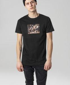 Tricou Last Night negru Mister Tee - Tricouri cu mesaje - Mister Tee>Regular>Tricouri cu mesaje
