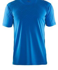 Tricou barbatesc Craft Mind SS albastru material functional - Lenjerie pentru barbati - Primul strat