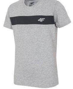 Tricou copii Grey 4f - Haine si accesorii - Imbracaminte sport copii