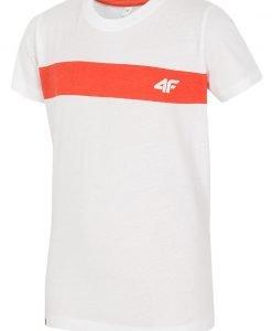 Tricou copii White 4F - Haine si accesorii - Imbracaminte sport copii