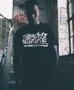Tricou rap Naughtz by nature - Tricouri cu trupe - Mister Tee>Trupe>Tricouri cu trupe