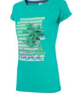 Tricou sport de dama 4f Tropical - Haine si accesorii - Trcouri maiouri