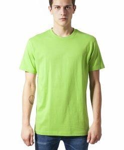 Tricouri simple verde lime Urban Classics - Tricouri urban - Urban Classics>Barbati>Tricouri urban